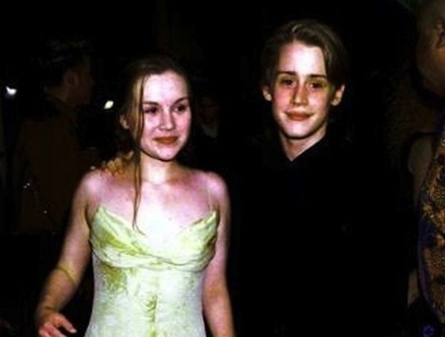 6. 1999 год. С бывшей женой Рэйчел Майнер они были женаты 2 года и развелись в 1999 году.