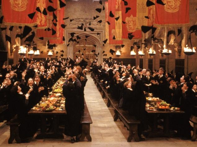 В гостях у Гарри Поттера