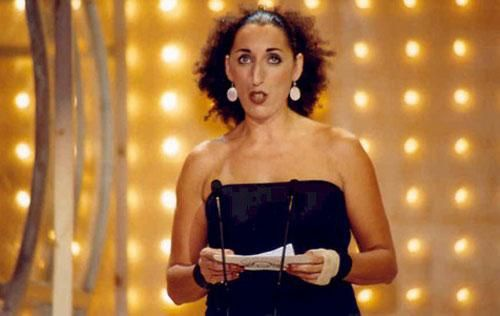 Испанская артистка, исполнительница и модель! Первой ролью де Пальмы стала яркая телерепортерша Росси тон Женщина в