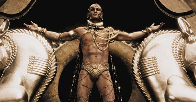 Знакомство со спартанцами (2008) смотреть онлайн бесплатно