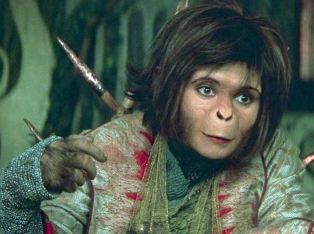 Не многие знают, однако роль одного из приматов в римейке кинофильма