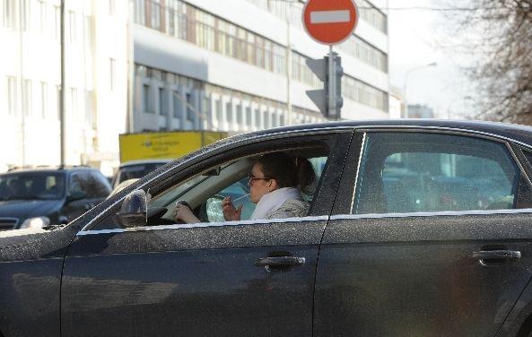 Мария Могилевская снова начала курить