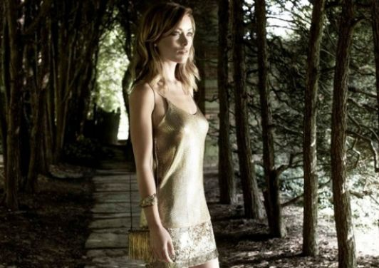 Оливия Уайльд в романтичной фотосессии (фото)