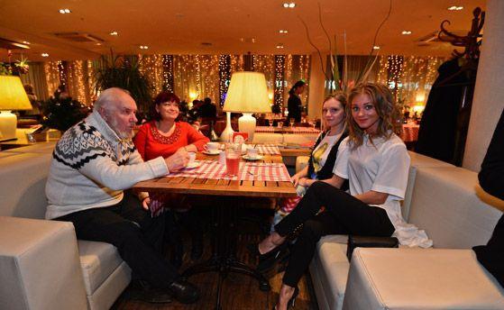 Кристина Асмус в первый раз продемонстрировала собственную семью (фото)