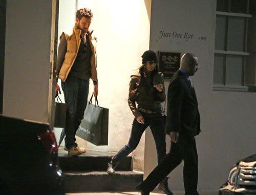 Деми Мур возникла публично со свежим бойфрендом (фото)