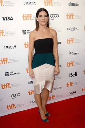 Звезды на кинофестивале в Торонто