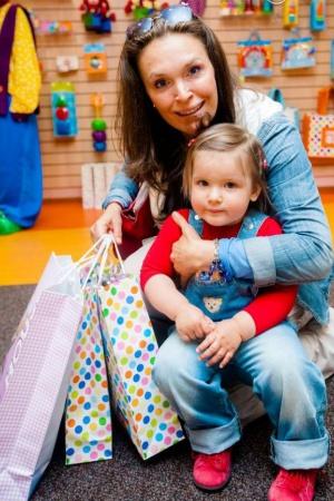 Марина Могилевская впервые показала свою дочь