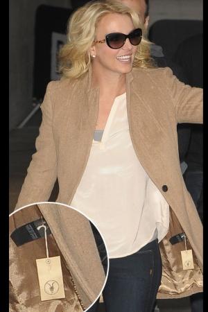 Бритни Спирс попала в неловкую ситуацию