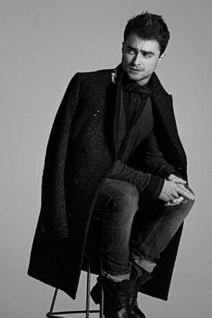 Дэниэл Рэдклифф на страницах мужского журнала