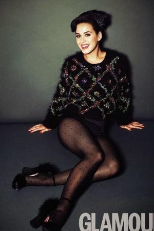 Кэти Перри в новой фотосессии для журнала