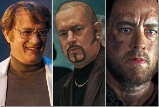 Том Хэнкс (Tom Hanks) сыграл целых шесть ролей в фильме