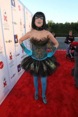 Хэллоуин: худшие звездные костюмы