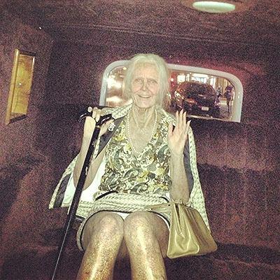 Уникальный костюм Хайди Клум на Halloween