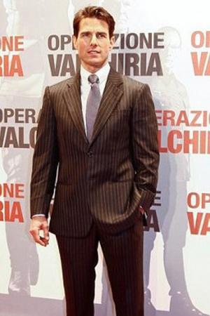Том Круз, 170 см