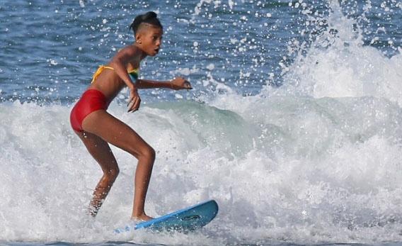 Семья Уилла Смита отдохнула на Гавайях