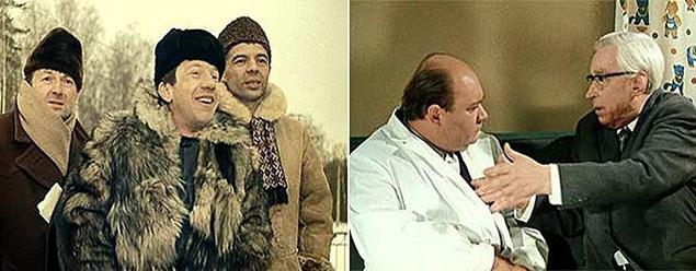 Окончательный состав актёров также отличался от первоначального. Главная роль сразу были отданы Евгению Леонову. А вот воров-рецедивистов должны были играть Андрей Миронов, Ролан Быков, Юрий Никулин и Савелий Крамаров.