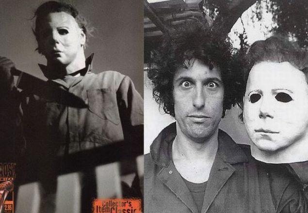 "Майкл Майерс (""Хэллоуин"", 1978) - Ник Кастл (Nick Castl)"