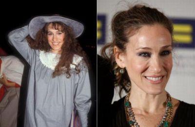 Сара Джессика Паркер 1980/2010