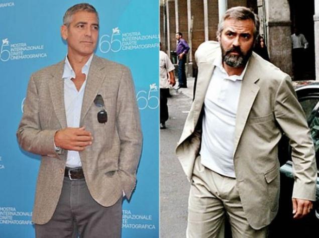 """Джордж Клуни, """"Сириана"""" (14 кг)"""