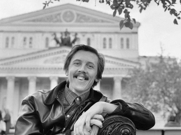 Валерий Золотухин (1941-2013), советский и российский актер