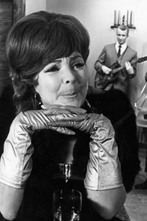 Ольга Аросева (1925-2013), советская и российская актриса