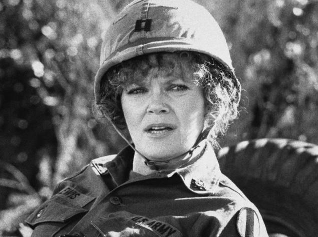 Айлин Бреннан (1932-2013), американская актриса