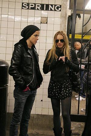 ЛиЛо в метро