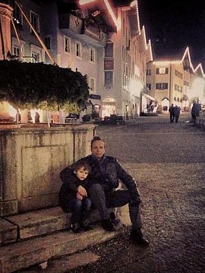Охлобыстин отправился с семьей в Германию