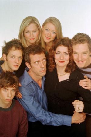 Британский сериал 2003 года