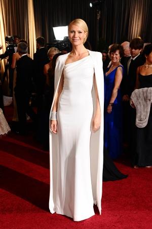 Гвинет Пэлтроу в платье от Tom Ford, 2012