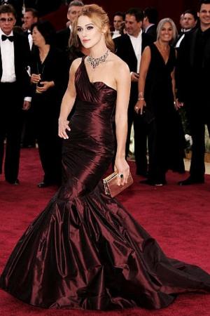Кира Найтли в платье от Vera Wang, 2006