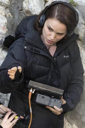 Натали Портман снимает свой первый фильм в Иерусалиме