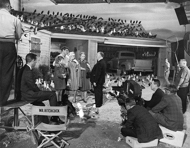 Птицы (1963).