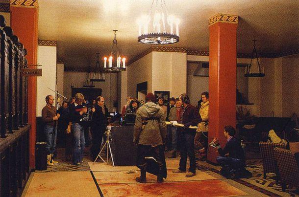 Сияние (1980).