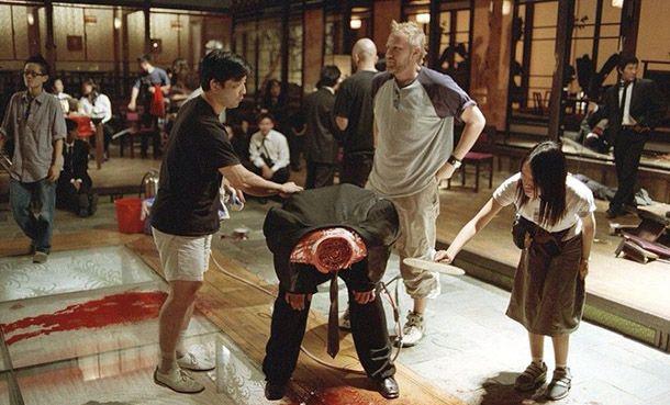 Убить Билла (2003).