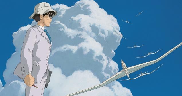 """Японский мультфильм """"Ветер крепчает"""". Дзиро мечтает о полетах и самолетах, способных обогнать ветер. Вот только пилотом ему не стать — он с рождения близорук. Но Дзиро не расстается с мечтой о небе, и начинает придумывать идеальный самолет. Со временем он становится одним из лучших авиаконструкторов мира."""
