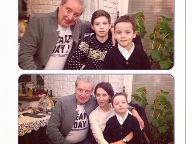 Три поколения Смеховых