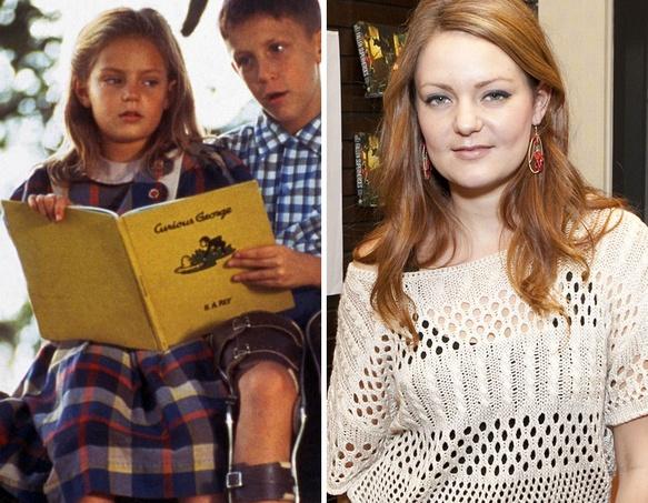 Ханна Холл (Дженни в детстве)