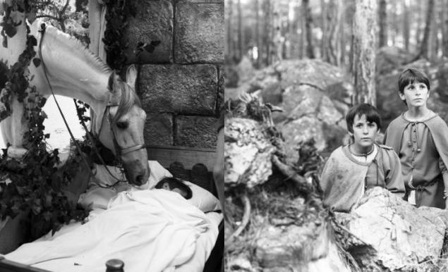"""""""Мио, мой Мио"""" - совместный советско-норвежско-шведский фильм (1987 год). Режиссер - Владимир Грамматиков."""