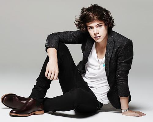 4. Гарри Стайлз (Harry Styles);