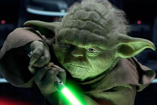 """6. Звёздные войны: обладателю Силы никакой световой меч не нужен. Нравятся ли вам """"Звёздные войны"""" или нет, вы наверняка знаете, что такое Сила джедаев и насколько она потрясающа. Тем не менее, Джордж Лукас совершил серьёзную ошибку, позволив Галену Мареку существовать. На случай, если вы не знакомы с расширенной вселенной """"Звёздных войн"""", поясняем: Гален Марек — главный герой видеоигры """"Звёздные войны: Необузданная Сила"""". По канонам этого мира его Сила так велика, что все остальные джедаи ему в подмётки не годятся. Конечно, это сделано для того, чтобы игра была интереснее, но это касается и франшизы в целом. Например, Гален способен столкнуть с орбиты """"Звёздного разрушителя"""" — корабль весом около 6,4 млн тонн. А теперь немного математики: как мы все знаем, Сила=Масса*Ускорение. То, что Марек способен хотя бы сдвинуть этот корабль, означает, что он может с помощью Силы приложить по меньшей мере 6 млрд ньютонов Силы. И это наводит на мысли: если некто владеет такой Силой и способен управлять ею с помощью собственного разума, то почему он сражается с помощью светового меча? Допустим, Марек в 1000 раз сильнее среднего джедая, но это по-прежнему означает, что джедай теоретически может приложить 5,8 млн ньютонов Силы. Человек, попавший в автокатастрофу без ремня безопасности, чей автомобиль движется на скорости 50 км/час, испытывает на себе воздействие чуть более 100 000 ньютонов. А джедаи могут оказывать такое же воздействие, даже не напрягаясь. Даже если учесть, что другие джедаи не менее могущественны и могут сопротивляться такой Силе, то математика всё равно сходит с ума. 100 000 ньютонов — это очень приблизительная оценка. Опираясь на нашу формулу Сила = Масса * Ускорение, мы можем с уверенностью сказать, что Ускорение = Сила / Масса. А это значит, что хиленький джедай, способный приложить 100 000 ньютонов Силы, может разогнать объект весом полкилограмма до скорости 200 000 метров в секунду. Если вы способны на такое, то враги больше не проблема: каждый бой в """"Звёзд"""
