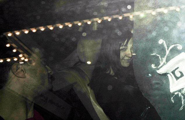 Также пара была замечена на кинофестивале Sundance.