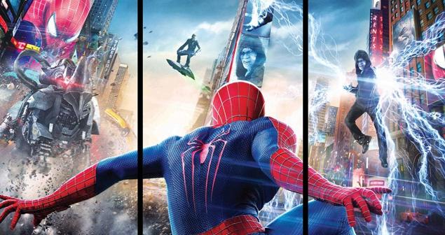 """Фантастический боевик """"Новый Человек-паук 2: Высокое напряжение"""". Питеру Паркеру живется не сладко. Он должен останавливать преступников как супергерой Человек-паук, встречаться с Гвен Стейси и готовиться к выпускным экзаменам. Все усугубляется с появлением нового злодея Электро, и новыми зацепками о прошлом Питера…"""