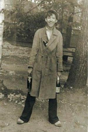 Молодой Юрий Никулин, 1930-е годы