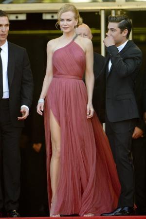 Николь Кидман в платье от Lanvin, 2012 год