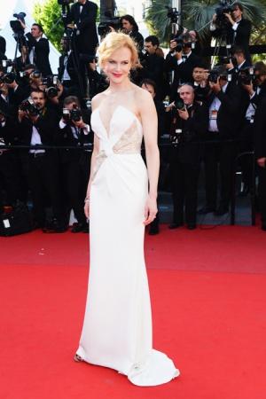 Николь Кидман в платье от Armani, 2013 год