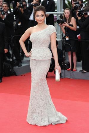 Айшвария Рай в платье от Elie Saab, 2011 год