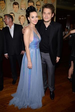 Кэтти Перри и Джон Майер расстались в феврале.