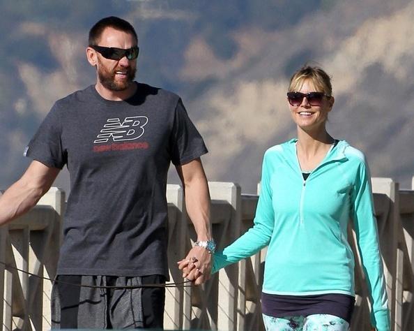 Хайди Клум рассталась со своим бойфрендом Мартином Кристен, с которым встречалась около полутора лет.