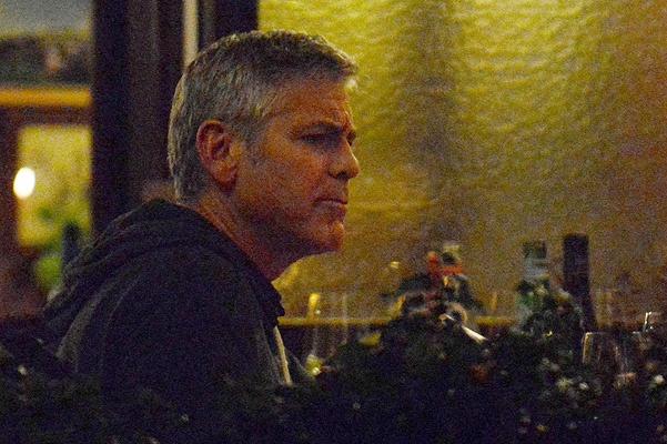 Джордж Клуни с невестой в Венеции